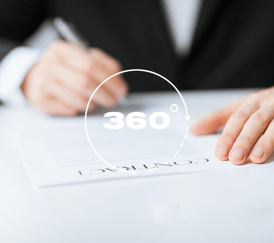 360°服务